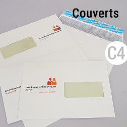Couvert Offset C4