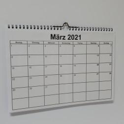Wandkalender  Monats- Planer