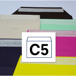 Couverts Colorplan C5