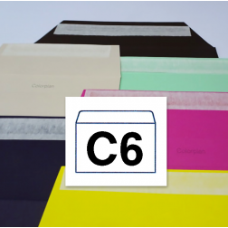 Couverts Colorplan C6