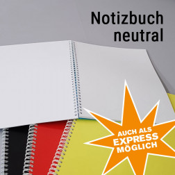 Notizbuch neutral