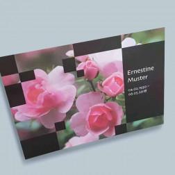 Trauerkarten Rosen A6