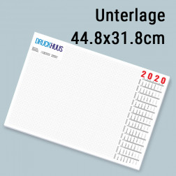 Unterlage 31.8x44.8cm