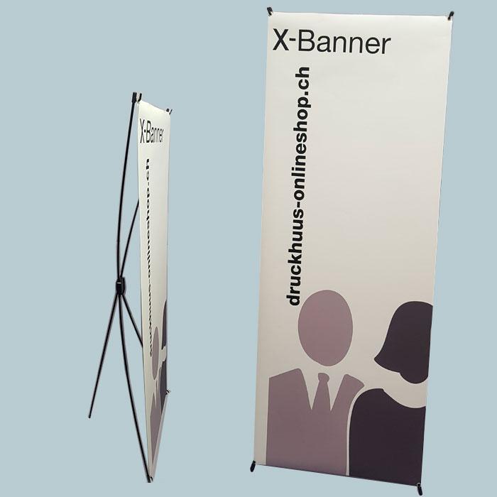 X-Banner (60x160cm)